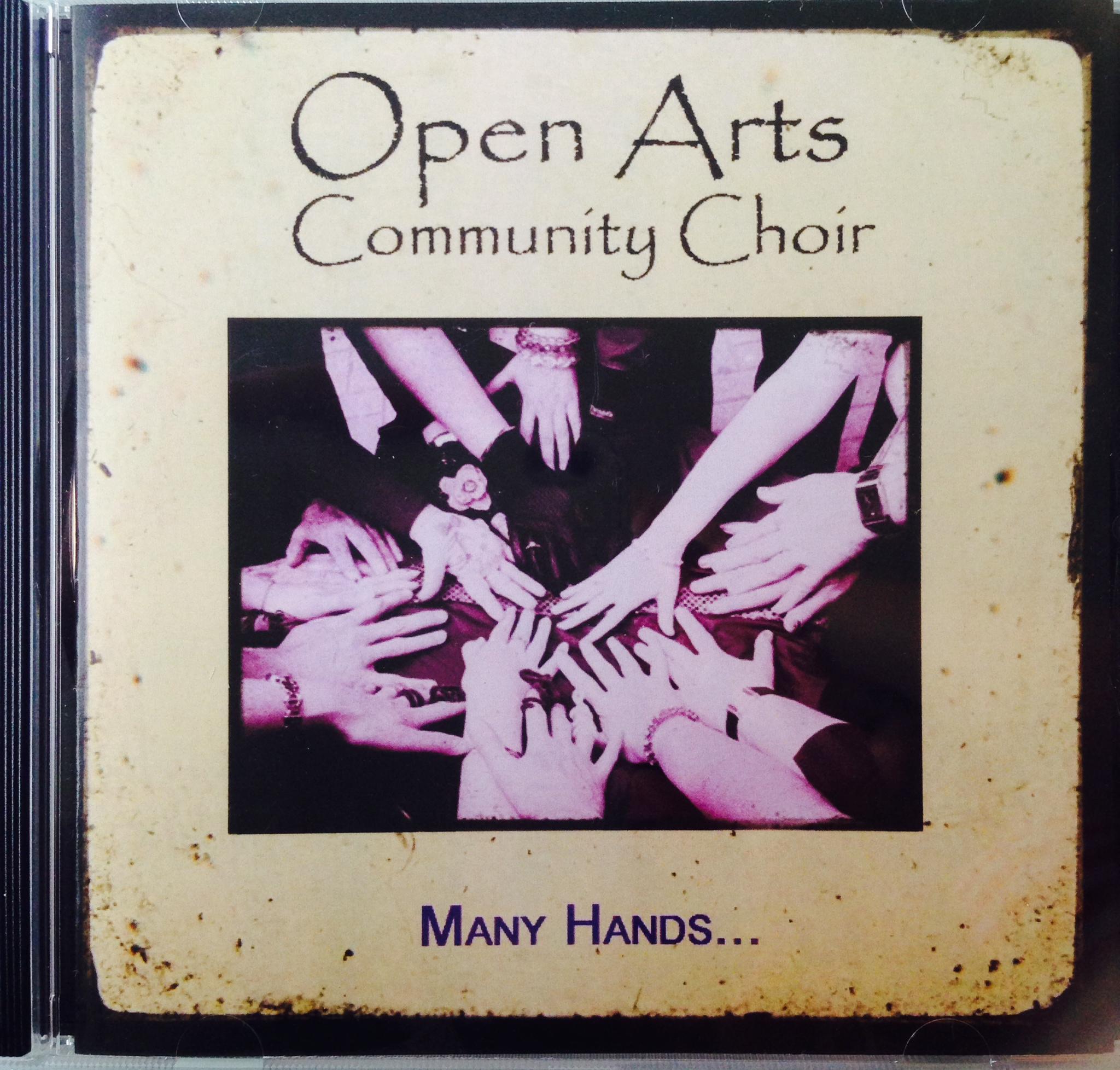 Many hands CD